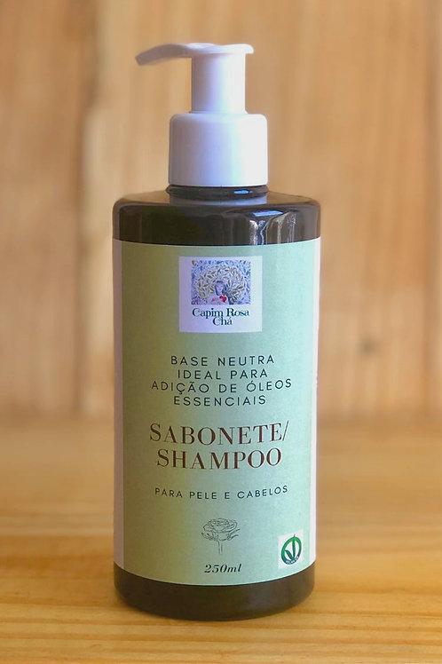 Base Neutra Shampoo/Sabonete