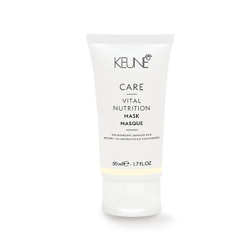 Máscara Care Vital Nutrition Mask Keune 50ml