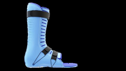 Statik | Zur umfassenden Unterstützung und Führung von Fuß und Unterschenkel. Gerne zur Nachtlagerung eingesetzt.