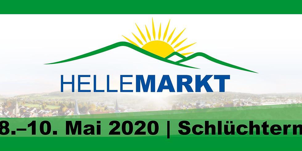 Helle Markt Schlüchtern 08-10. Mai