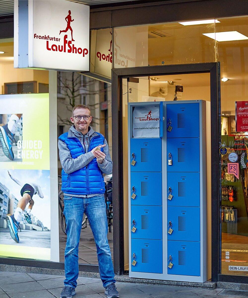Foto: Frankfurter Laufshop