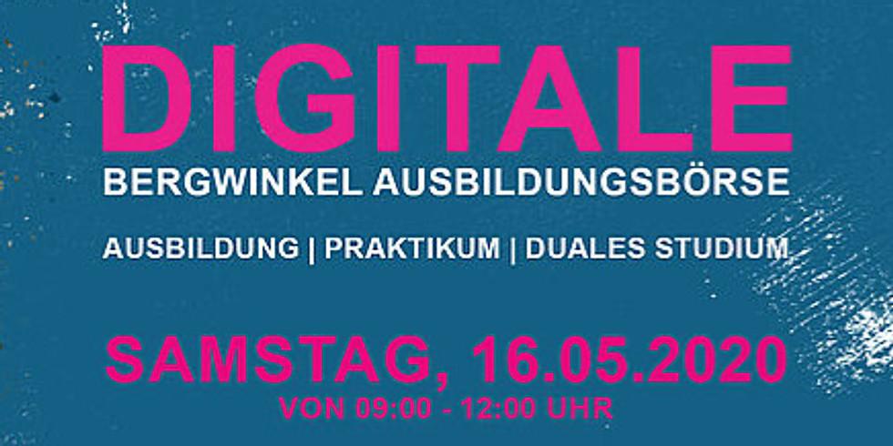 Digitale Bergwinkel Ausbildungsbörse