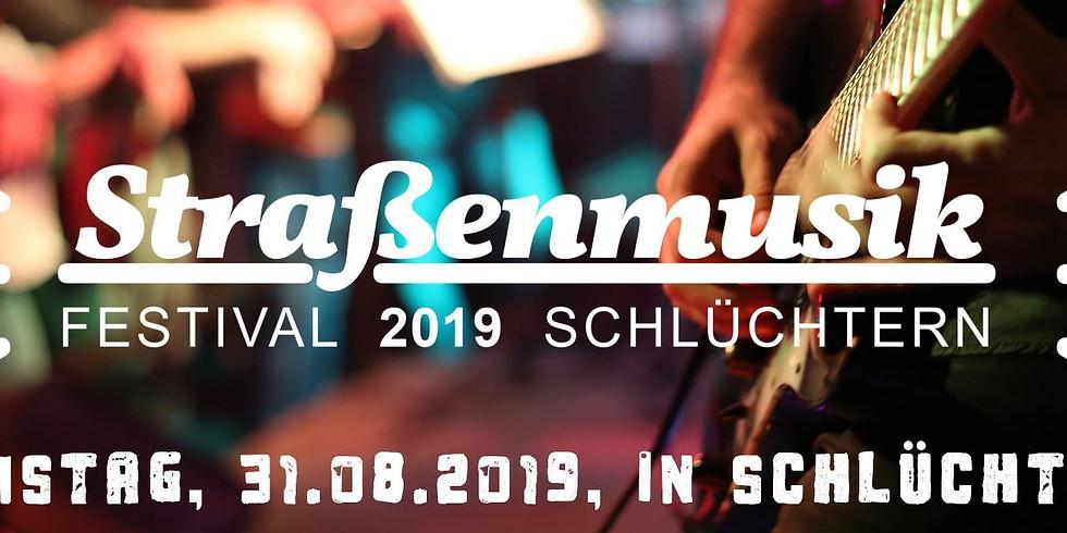 Straßenmusikfestival 2019