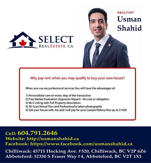Usman Shahid - Real Estate Agent Large A