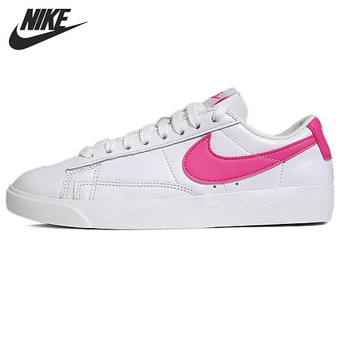 Original New Arrival  NIKE BLAZER LOW LE Women's  Skateboarding Shoes Sneakers
