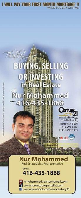 Nur Mohammed, Century 21