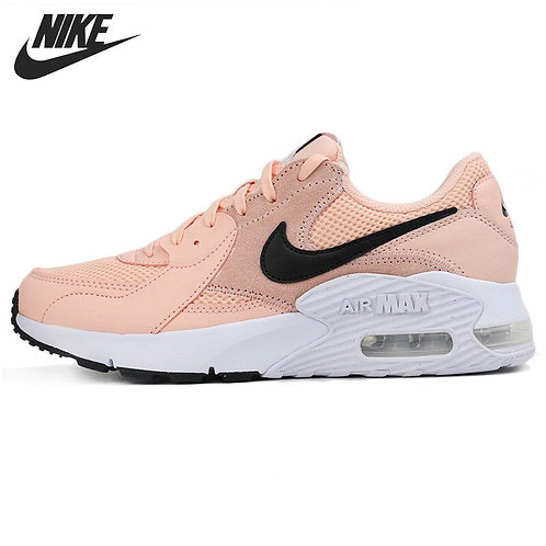 Original New Arrival  NIKE WMNS AIR MAX EXCEE Women's Skateboarding Shoes