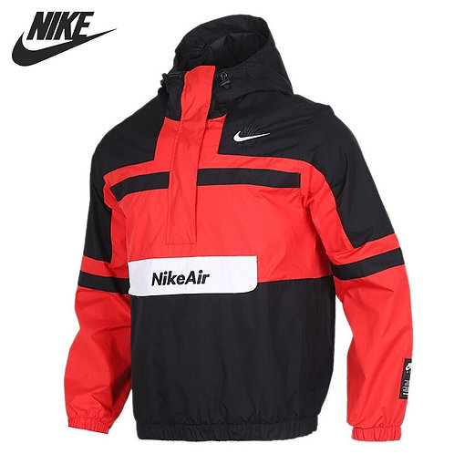 Original New Arrival  NIKE M NSW NIKE AIR JKT WVN Men's  Jacket Hooded