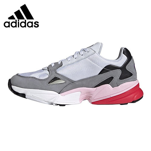 Original New Arrival  Adidas Originals FALCON W Women's  Running Shoes Sneakers