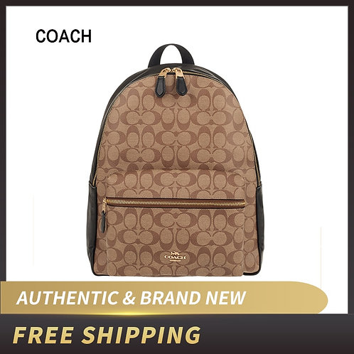 Authentic Original & Brand New Coach F58314 Bag  Backpack