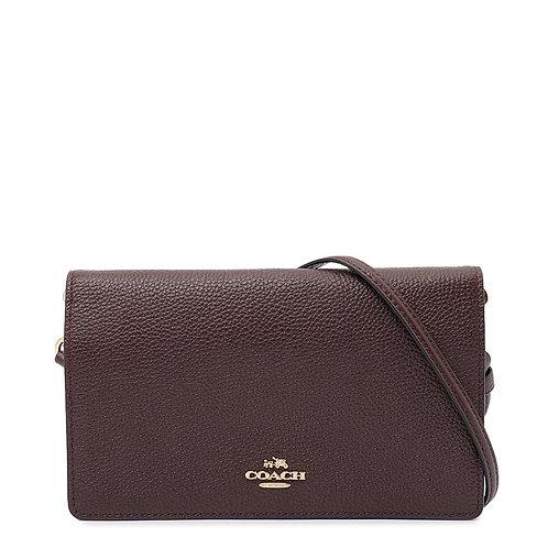 Coach Leather Crossbody Bag 87401