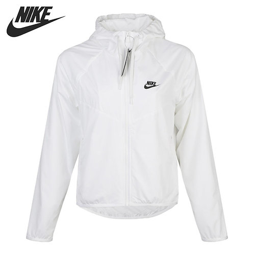 Original New Arrival NIKE AS W NSW WR JKT Women's  Jacket Hooded Sportswear