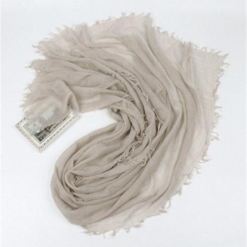 100%cashmere Women Thin Scarfs Shawl Pashmina 80x200cm Four Sides Small