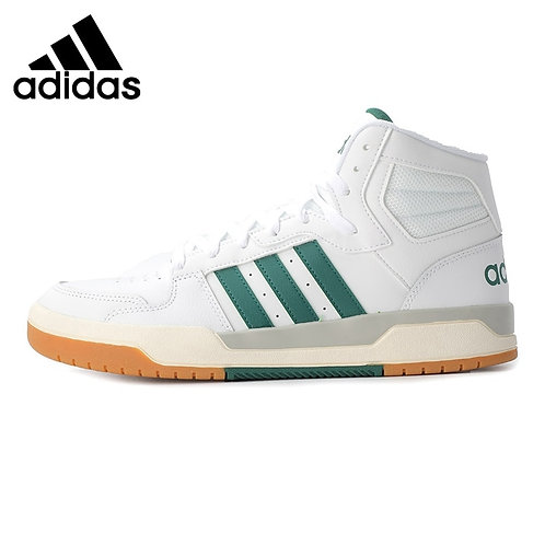 Original New Arrival  Adidas NEO ENTRAP MID Men's Basketball Shoes Sneakers