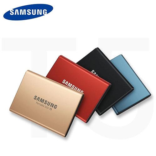 Samsung External SSD USB3.1 Hard Drive External Solid State SSD 250GB 500GB 1T