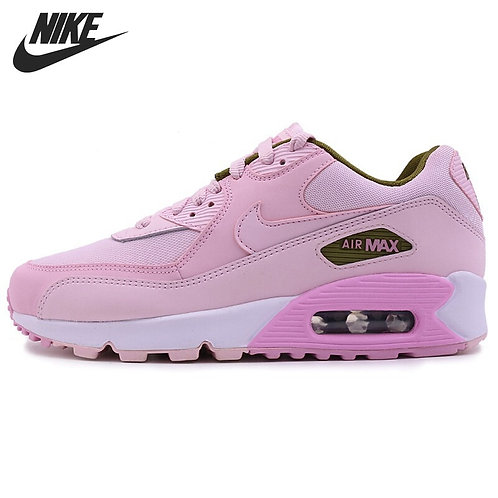 Original New Arrival  NIKE  AIR MAX 90 SE Women's   Running Shoes Sneakers