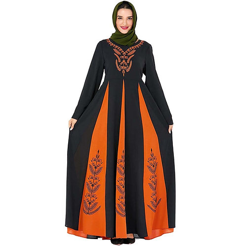 2020 Abaya Dubai Turkish Hijab Muslim Dress Islamic Clothing Abayas
