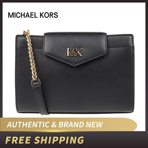 Authentic Original & Brand New Michael Michael Kors Mott Leather Clutch