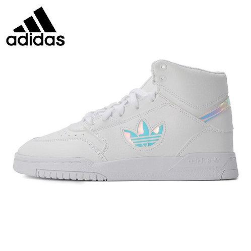 Original New Arrival Adidas Originals DROP STEP XL W Women's Skateboarding Shoes