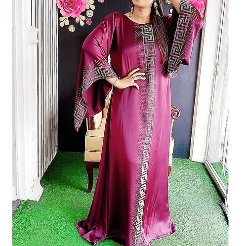 Long Islamic Dress Perfect for Hijab