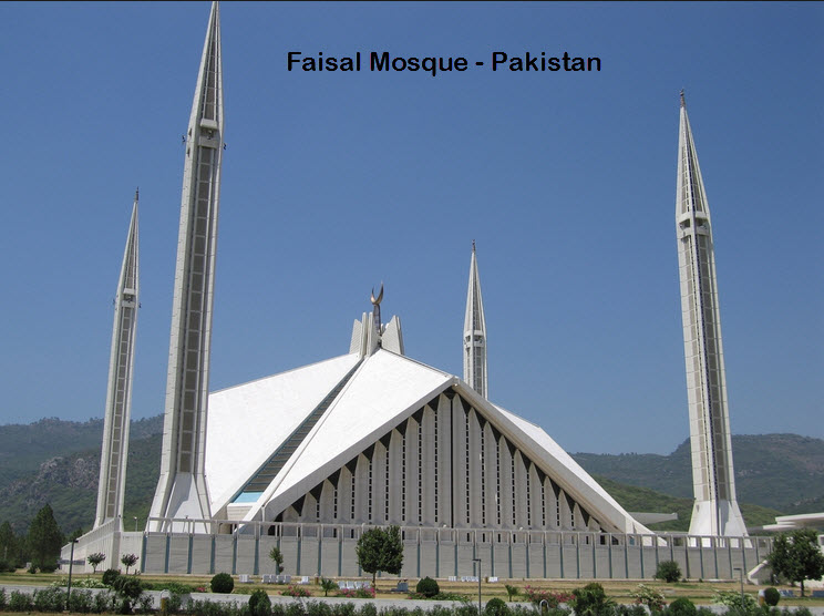 Faisal Mosque - Pakistan - 4.jpg