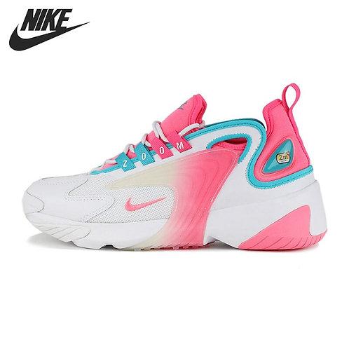 Original New Arrival  NIKE WMNS NIKE ZOOM 2K GEL Women's  Running Shoes Sneakers