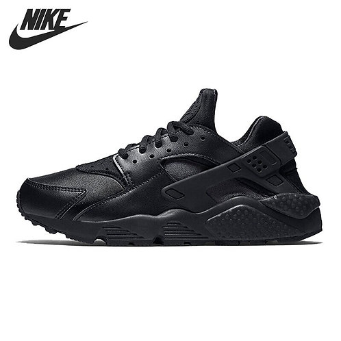 Original New Arrival  NIKE AIR HUARACHE RUN Women's Running Shoes Sneakers