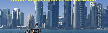Qatar Jobs, Jobs, Doha Jobs, Jobs in Doha