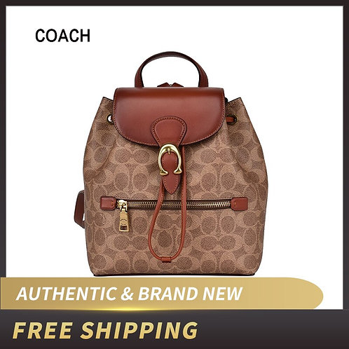 Authentic Original & Brand New COACH Signature Parker Convertible Backpack