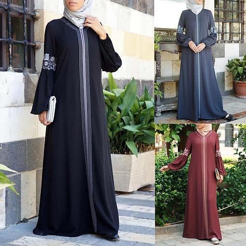 Dubai Abaya Turkish Bangladesh Djellaba Jilbab Femme Musulman Pakistan Abaya