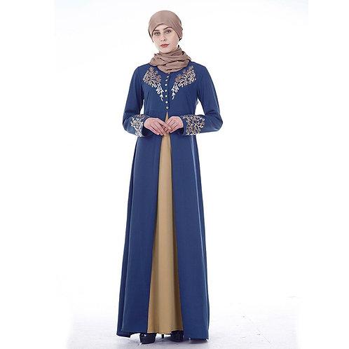 2019 Summer My Batua Abaya Jilbab Islamic Clothing Maxi Muslim Dress Hijab Abaya
