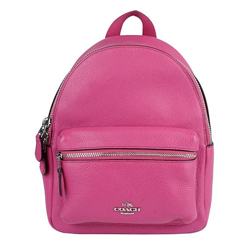 Coach Women's  Leather Mini Charlie Backpack F38263