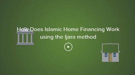 Ijara Loans, Islamic Financing