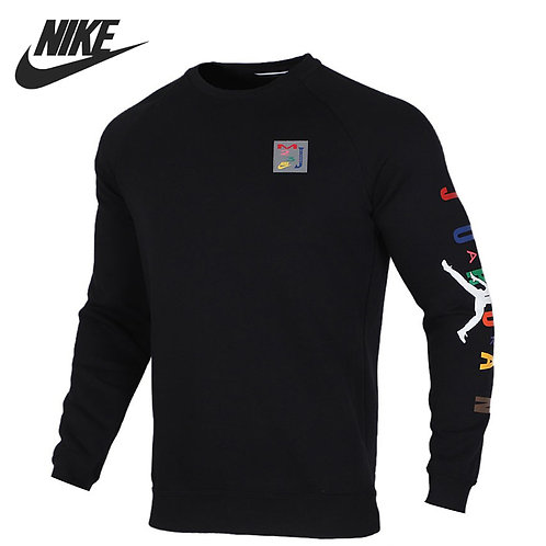 Original New Arrival  NIKE AS   SPRT DNA BRUSHED Men's  T-Shirts  Long Sleeve