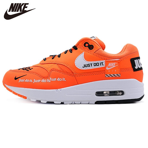 Original Nike Air Max 1 Lux Womens Running Shoes Comfortable Athletic