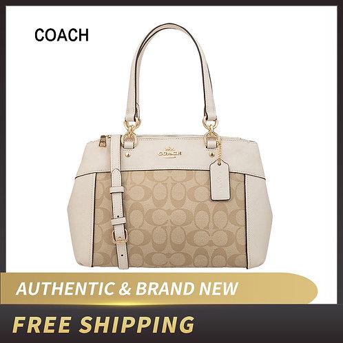 Authentic Original & Brand New Coach Womens Mini Carryall Handbag  Women's Bag