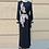 Thumbnail: Abaya Dubai Turkey Muslim Hijab Dress Kaftan American Islamic Clothing Abayas