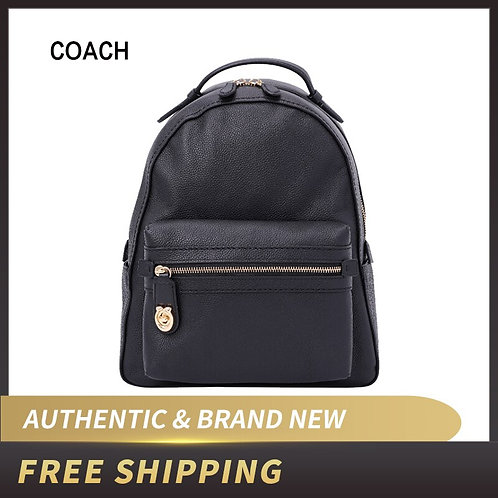 Coach Campus Pebble Leather Backpack 35608