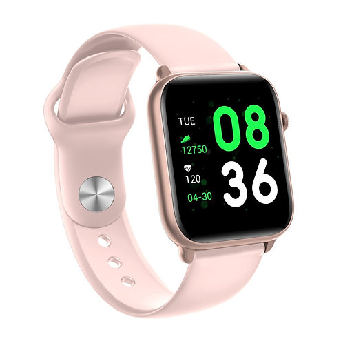 Women Heart Rate Calorie Step Casual Couple Clock for iPhone Huawei Xiaomi