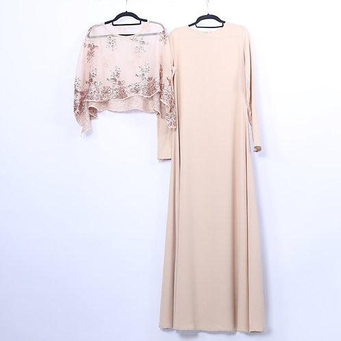 Lace Vestidos Abaya Islamic Arabic Muslim Dress Morocco Hijab Dresses Robe