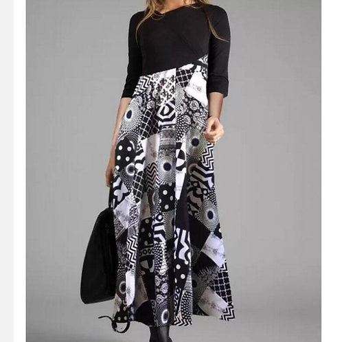 2020 O Neck Women Winter Tshirt Dress Long Sleeve Fashion Dress Female Casual