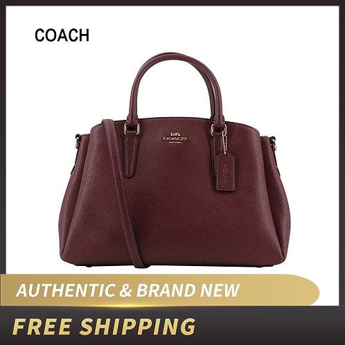 Authentic Original & Brand New Coach Crossgrain Leather