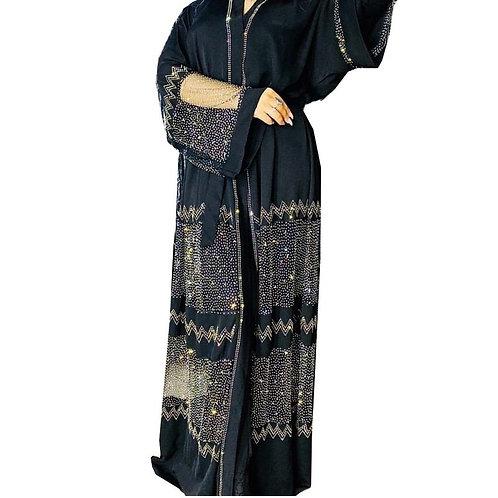 Ramadan Eid Mubarak Abaya Dubai Femme Turkish Luxury Hijab Muslim Abayas