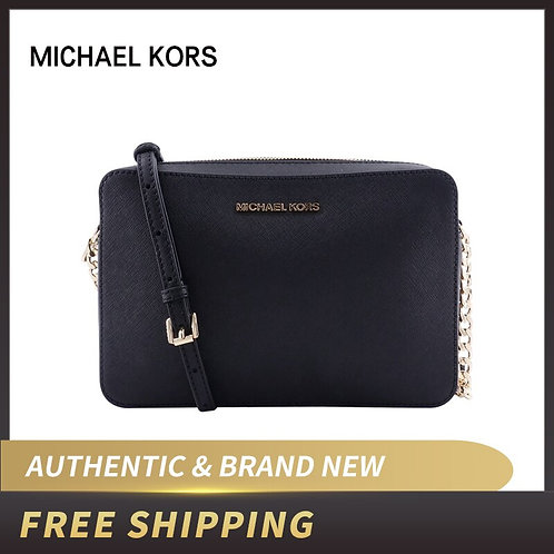 Michael Kors Jet Set East West Large Crossbody Leather