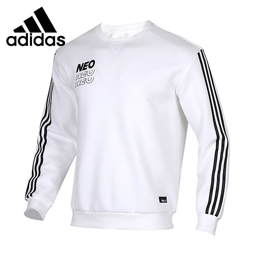Original New Arrival  Adidas NEO M SS GRPHC SWT Men's Pullover Jerseys