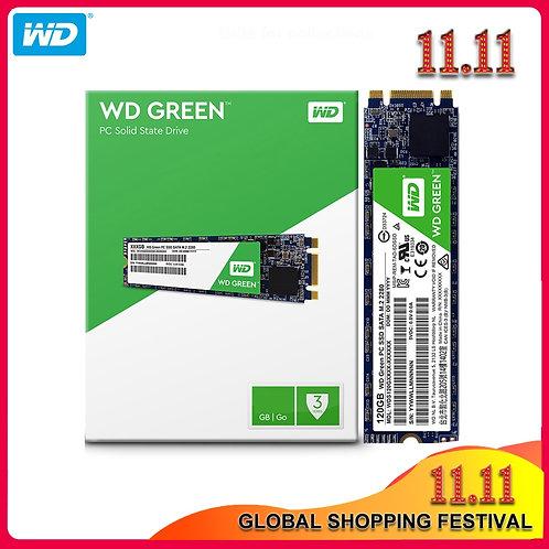 Original Western Digital Green SSD 120GB 240GB M.2 2280 545mb/S Internal SSD