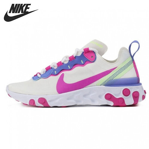 Original New Arrival   NIKE   REACT ELEMENT 55 Women's  Running Shoes Sneakers