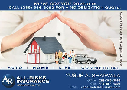 All-Risks Insurance, Yusuf Shaiwala