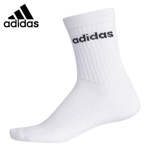 Original New Arrival  Adidas NEO BS CREW 1PP  Unisex Sports Socks
