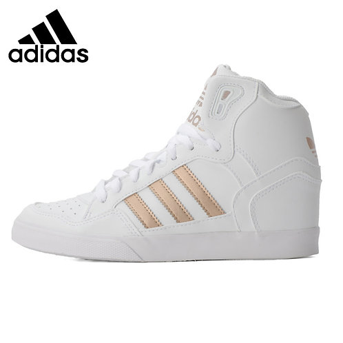 Original New Arrival Adidas EXTABALL UP W Women's Skateboarding Shoes Sneakers